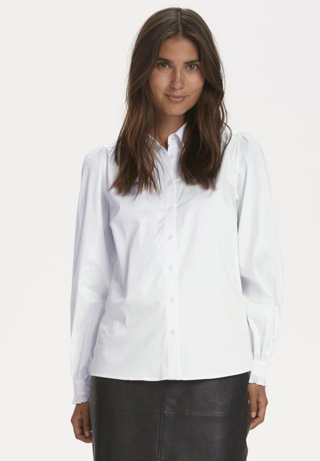 Chemisier - bright white