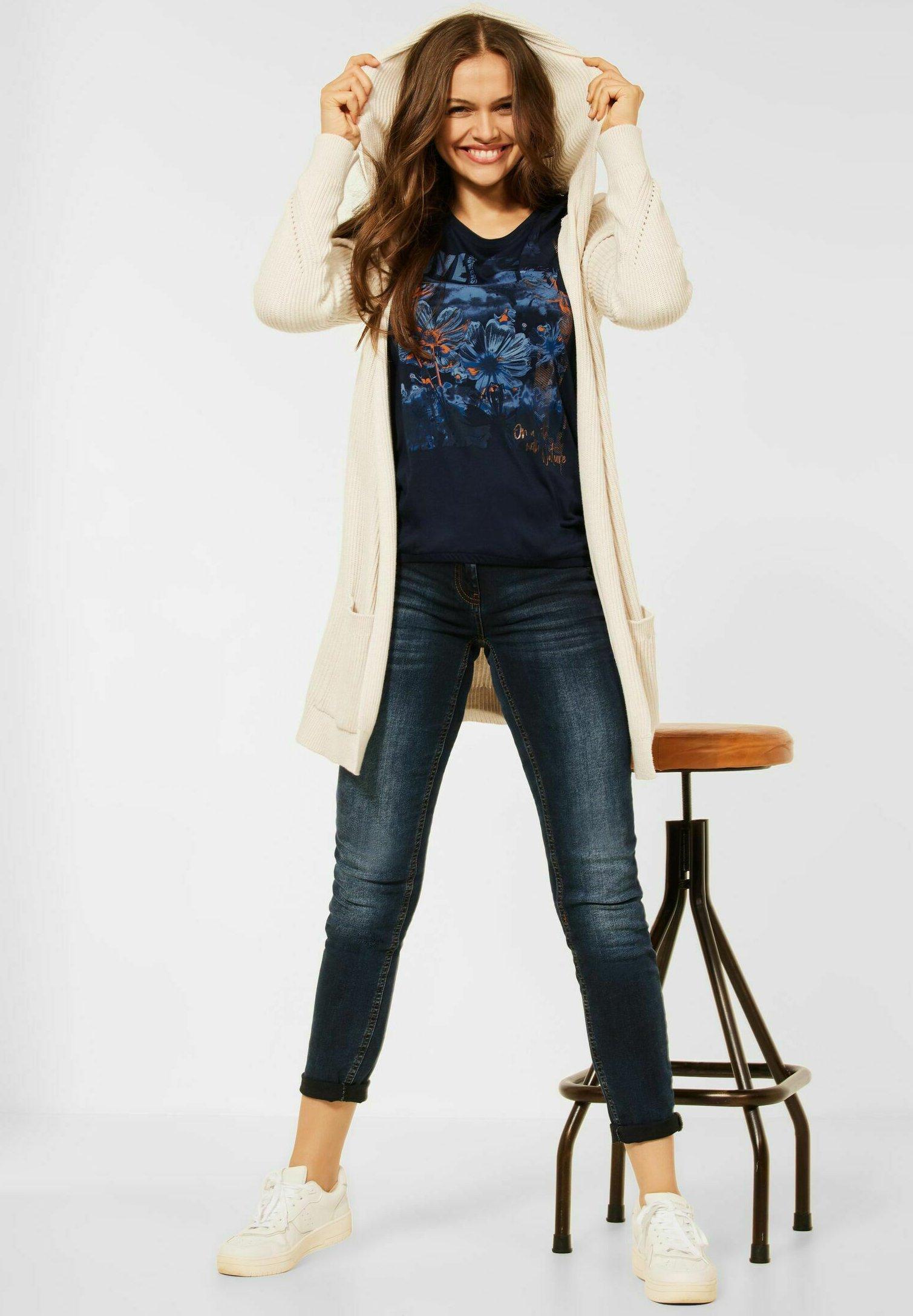 Damen MIT FOTOPRINT - Langarmshirt