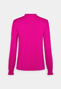 Esprit - Long sleeved top - dark pink - 1