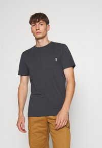 Scotch & Soda - Basic T-shirt - antra - 0