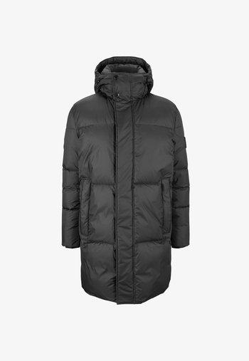 FABRIUS - Winter coat - schwarz