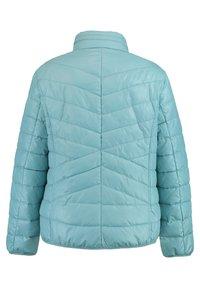Samoon - Light jacket - cameo blue - 4