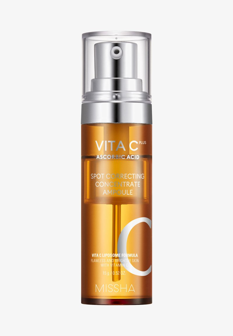Missha - VITA C PLUS SPOT CORRECTING CONCENTRATE AMPOULE - Serum - -