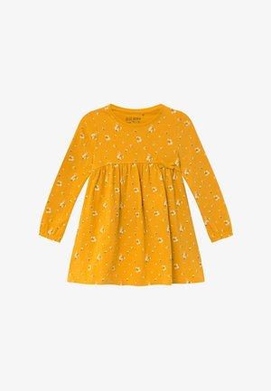 KIDS FLORAL PRINT  - Jersey dress - dotter