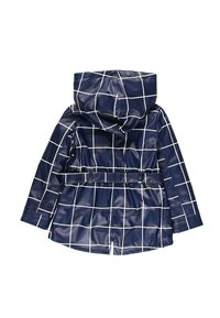 Boboli - REGENMANTEL MIT CAPUTZE KARIERT - Regnjakke / vandafvisende jakker - checks - 1