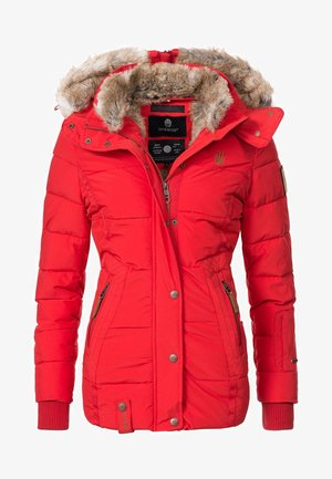 NEKOO - Winter jacket - red