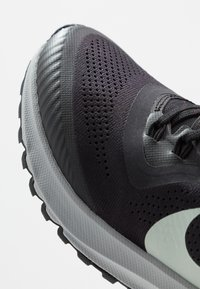 Nike Performance - AIR ZOOM PEGASUS 36 TRAIL - Zapatillas de trail running - oil grey/barely grey/black/wolf grey - 6