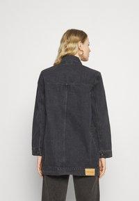 Carin Wester - JACKET TORI - Short coat - black - 2