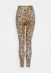 adidas Originals - LEOPARD TIGHT - Legging - multco/mesa - 6