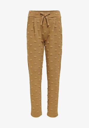 Tracksuit bottoms - toasted coconut