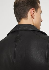 Freaky Nation - BE READY - Leather jacket - black - 7
