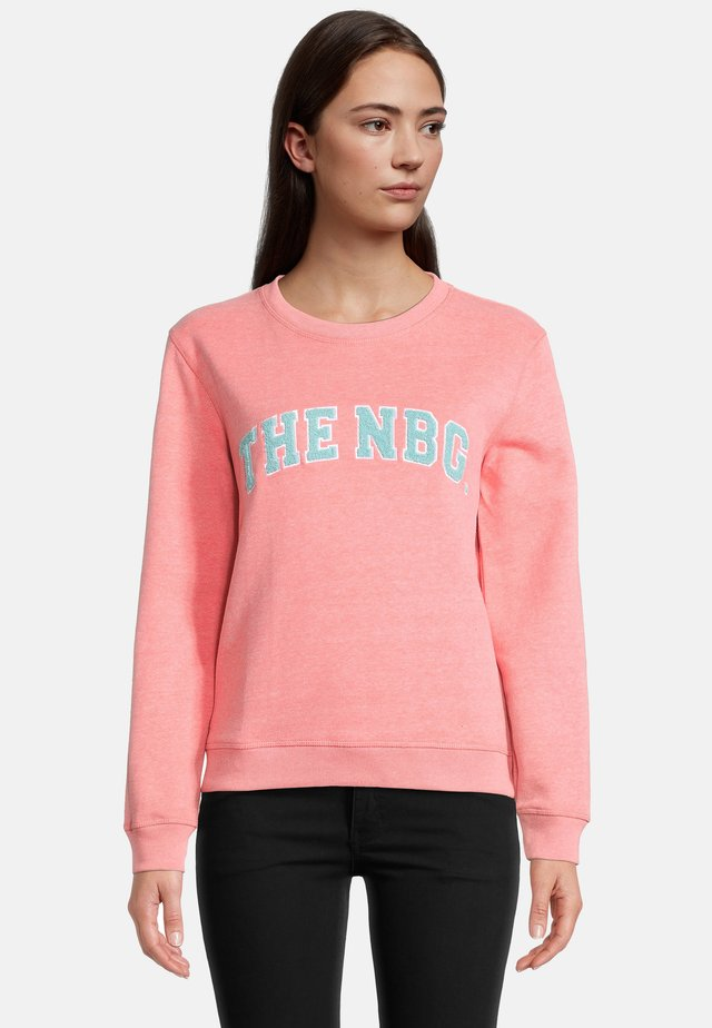 Sweater - koralle