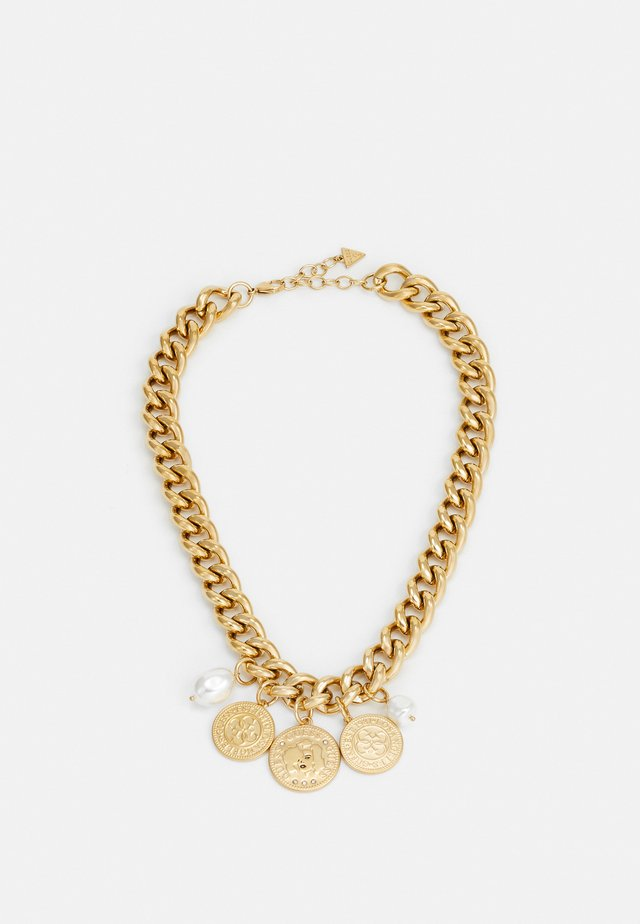 Collier - gold-coloured