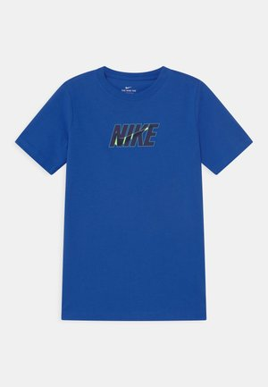 TEE GLOW  - Print T-shirt - game royal