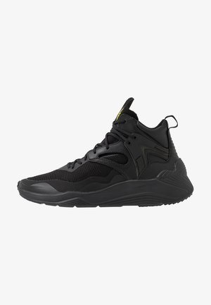 SODAI - High-top trainers - black