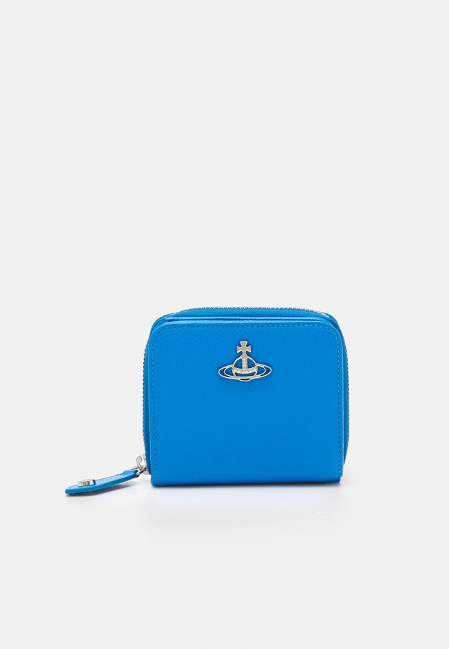 JORDAN MEDIUM ZIP WALLET - Monedero - blue