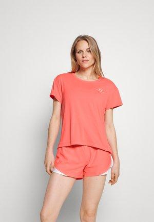 RUSH ENERGY CORE  - T-shirt basic - red