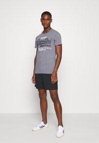 Superdry - TEE - Print T-shirt - tois blue heather - 1