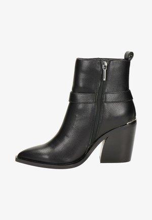 ABBY - Korte laarzen - zwart
