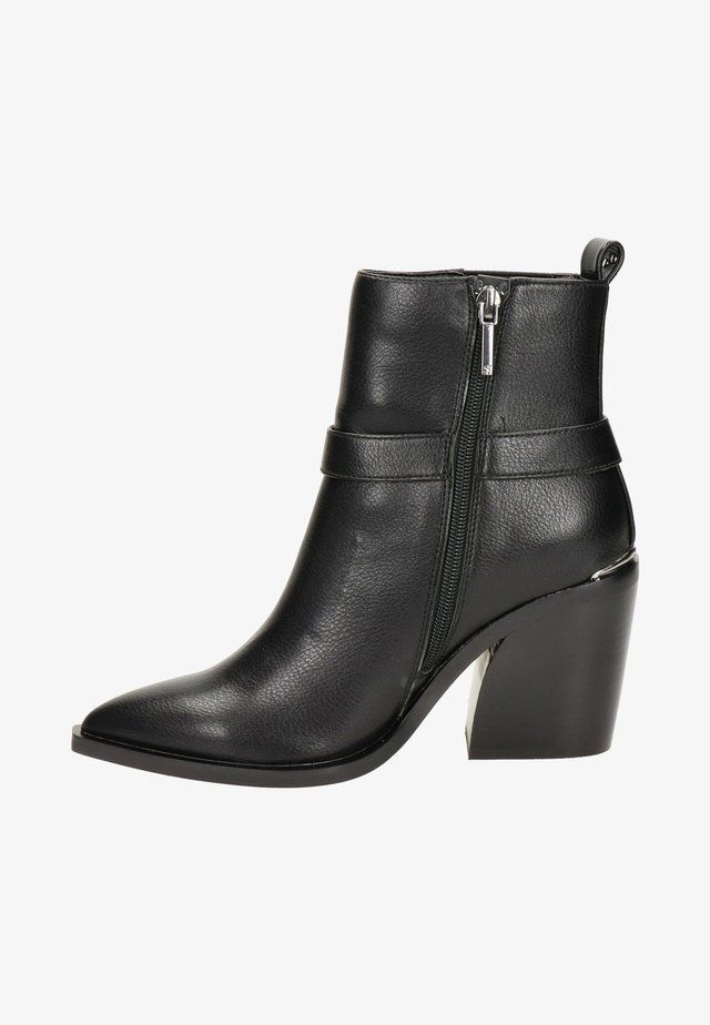 ABBY - Ankle boots - zwart