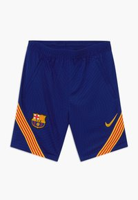 Nike Performance - FC BARCELONA - Sports shorts - deep royal blue/amarillo - 0