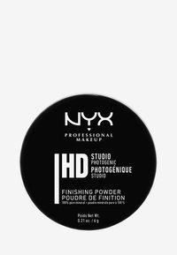 Nyx Professional Makeup - STUDIO FINISHING POWDER - Powder - 1 translucent finish - 1