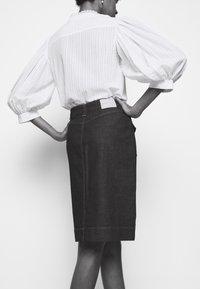 See by Chloé - Denim skirt - royal navy - 3