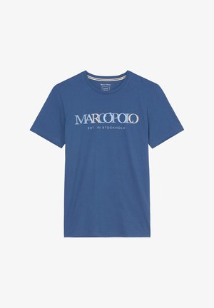 Print T-shirt - murphy marine