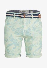 INDICODE JEANS - Shorts - surf spray - 4