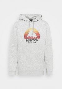 Burton - UNDERHILL - Hoodie - gray heather - 3