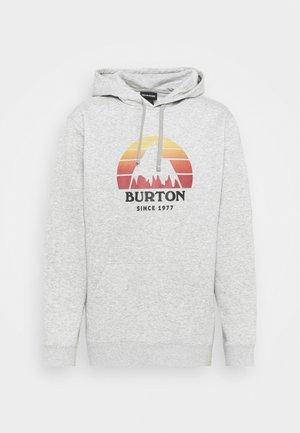 UNDERHILL - Sweatshirt - gray heather