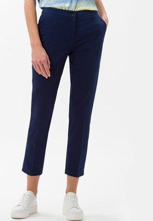STYLE MARON - Pantalon classique - indigo