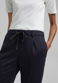edc by Esprit - Trousers - dark blue - 5