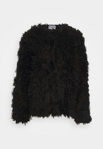 JACKET - Zimní bunda - black