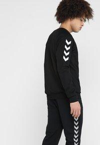 Hummel - HMLGO  - Sweatshirt - black - 2