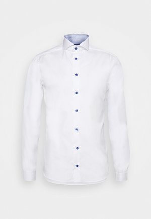 SUPER SLIM SHIRT - Formal shirt - white poplin