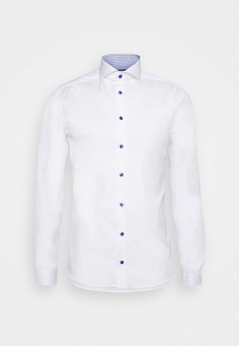 Eton - SUPER SLIM SHIRT - Formal shirt - white poplin