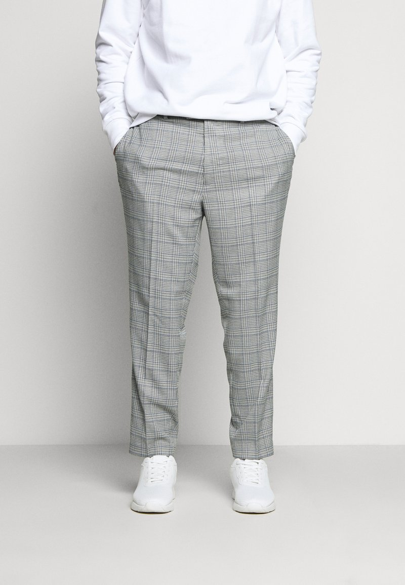 Topman - LUTHER - Suit trousers - grey
