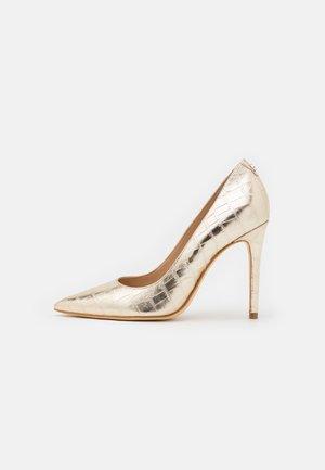GAVI - Classic heels - plaino