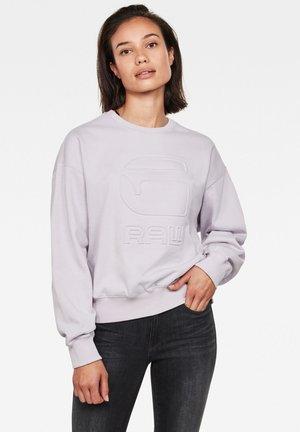 LOOSE - Sweatshirt - thistle