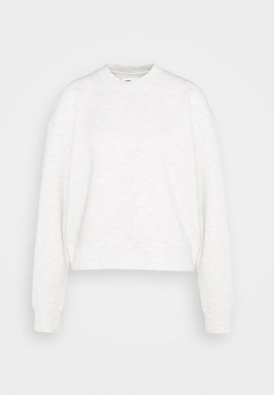 KELSEY CREW NECK - Sudadera - light grey melange