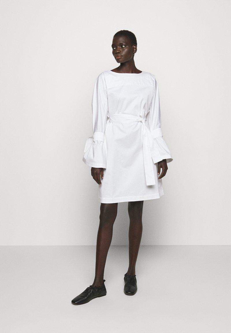 Henrik Vibskov - FLAME DRESS - Day dress - white