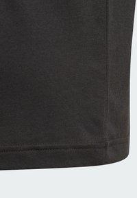 adidas Performance - COLORBLOCK T ESSENTIALS SPORTS REGULAR T-SHIRT - Print T-shirt - grey - 3
