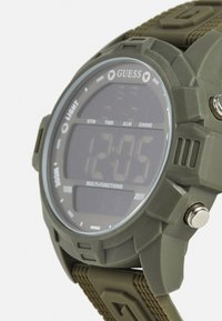 Guess - Digital watch - khaki - 5