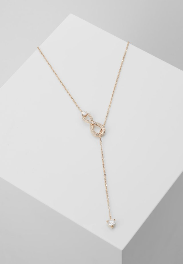 SWA INFINITY:NECKLACE Y INF - Collier - crystal