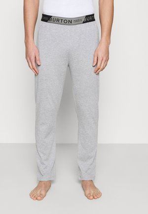 SINGLE LOUNGE PANT - Pyjama bottoms - grey
