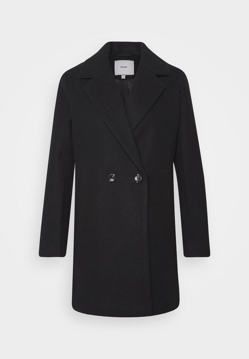 ICHI PETITE - IHJANNET - Classic coat - black