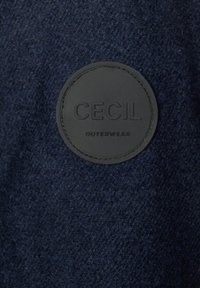 Cecil - Down coat - blau - 5