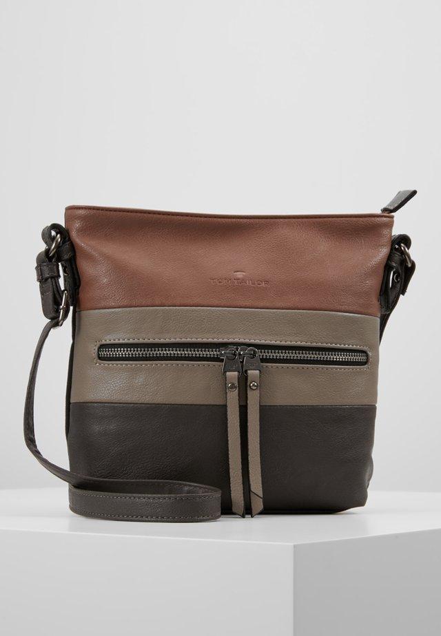 ELLEN  - Across body bag - grey