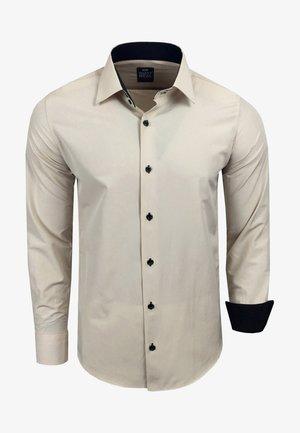 FREIZEIT-HEMD - Shirt - beige
